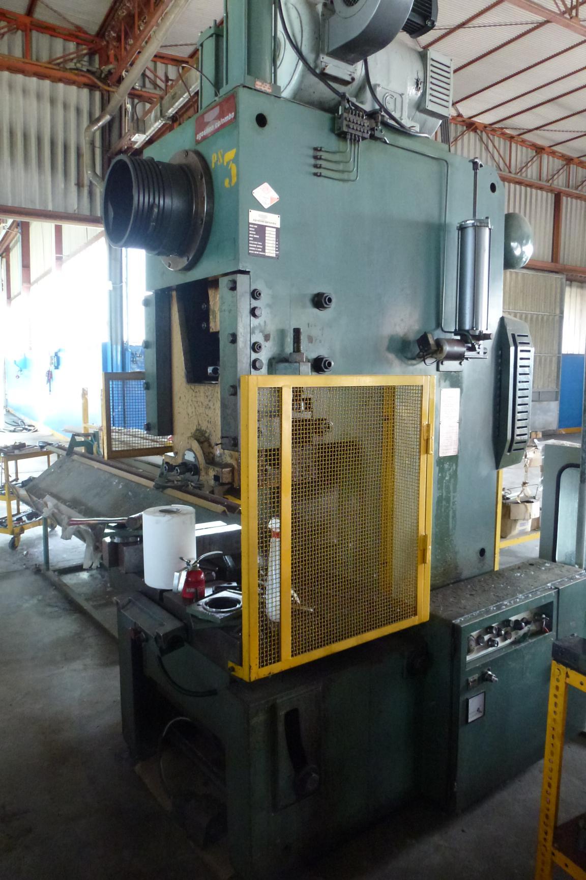 Macchine Utensili Usate Presse Presse Meccaniche Oltre 100
